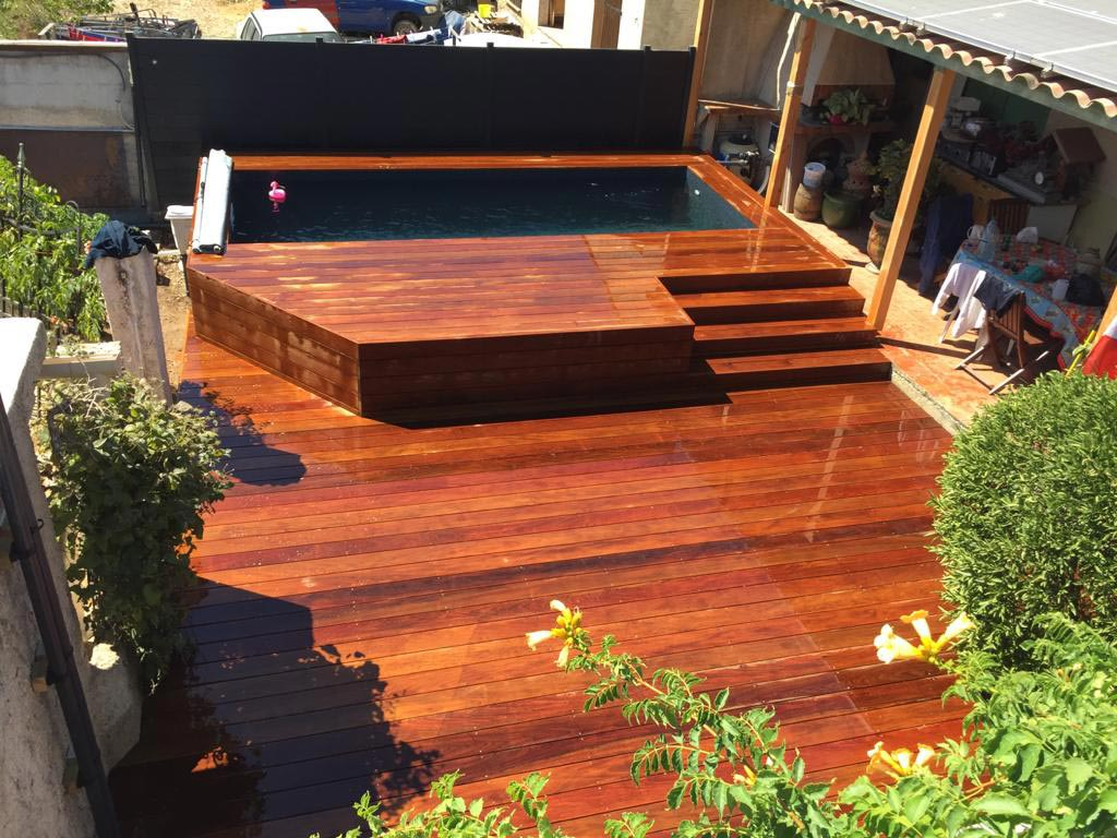 Amenagement terrasse bois